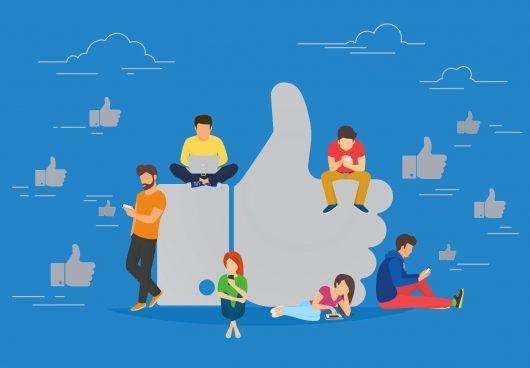 Facebook изменяет дизайн страниц сообществ